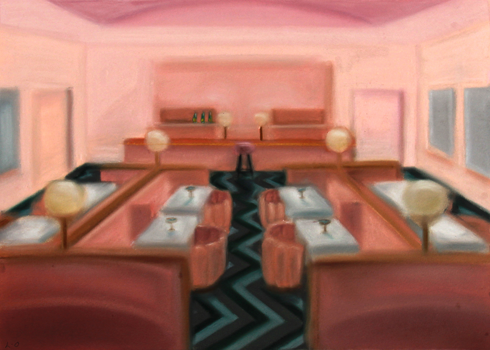 No reservations, 2018, Lucy O'Doherty.jpg